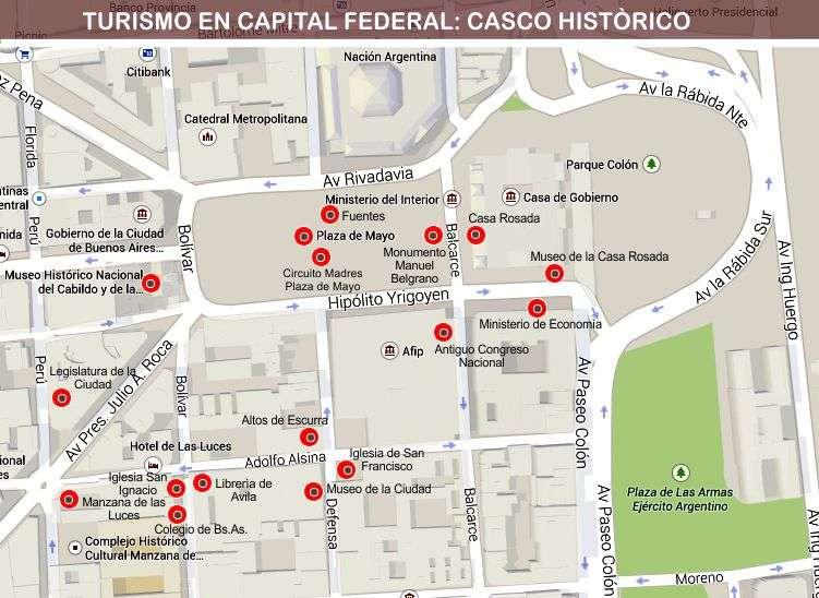 Plano De Subtes De Capital Federal Mapa De Subterraneos Ampliaciones - Argentina subte map