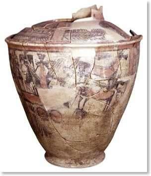 ceramica de los sumerios