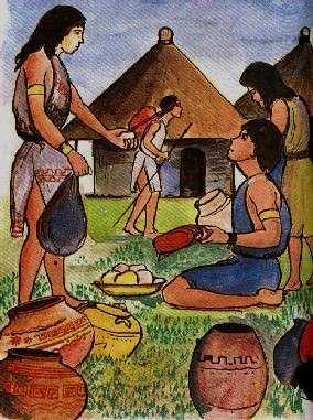 aborigenes chibchas