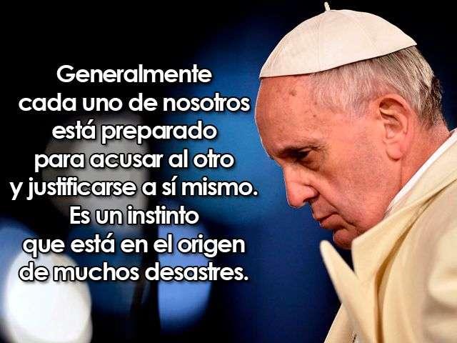 Frases Del Papa Francisco I Mensajes Y Citas Para Reflexionar