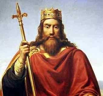Clodoveo I rey de los francos