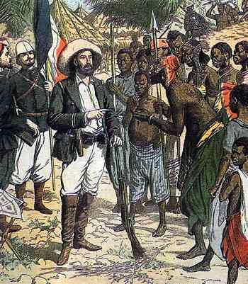 Imperialismo europeo en africa