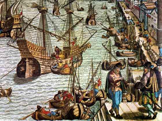 puerto de colonia en estados unidos