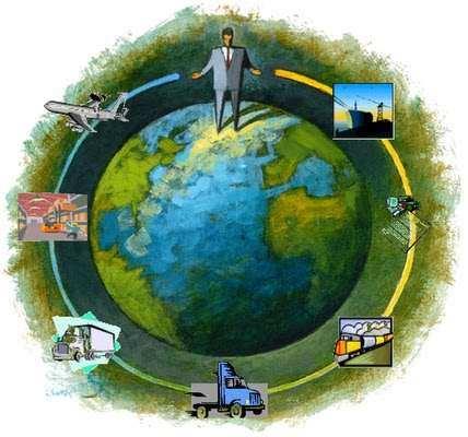 El Comercio Interno Internacional