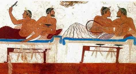 comidas griega