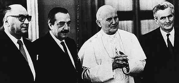 conflicto beagle papa juan pablo II Alfonsin