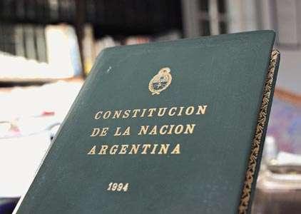 Contitución Argentina
