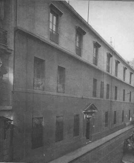 Convento de la Merced en Buenos Aires