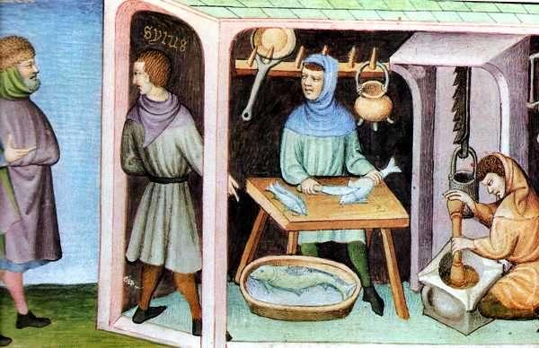 Gremios y cofrad as en la edad media organizacion laboral - El taller de lo antiguo ...