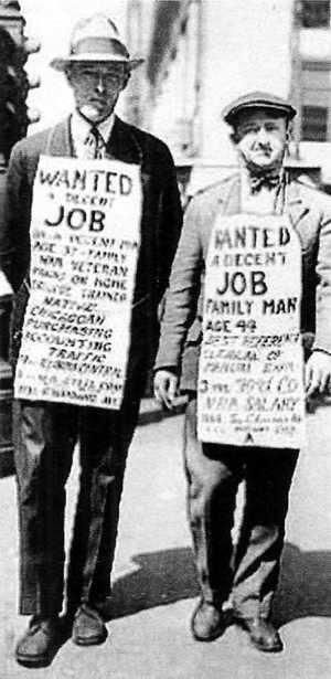 Resumen  de la Crisis del 1929