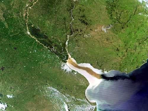 cuenca del rio de la plata