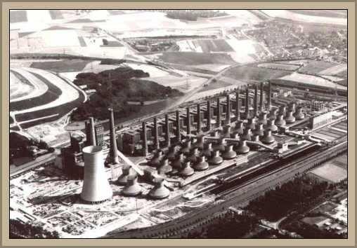 cuenca del ruhr alemania industrial