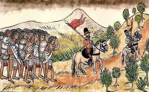 Cultivos en América Colonial Trabajos Forzados a Aborígenes