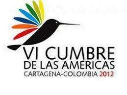 Logo Cumbre de las Américas en Colombia