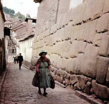 ciudad de cuzco en peru