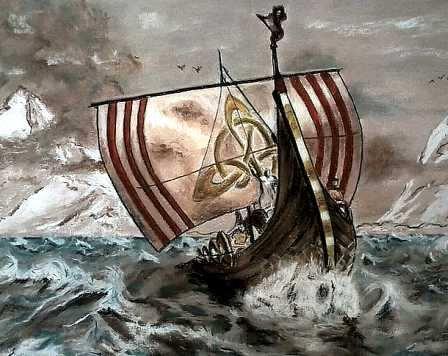 atques daneses a las costas de inglaterra