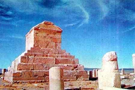 tumba del rey dario