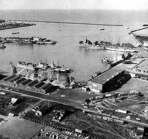 Puerto de Buenos Aires Darsena Norte