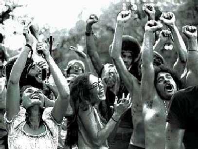 estudiantes años 60
