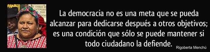 Sistema de Gobierno Democratico:La Democracia  en el Mundo