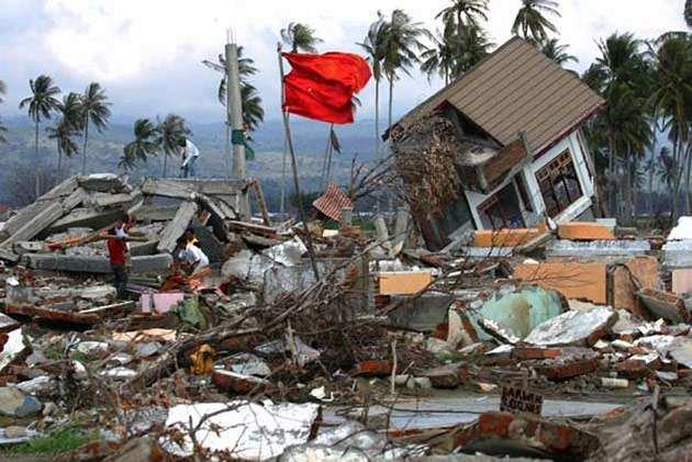 Los Desastres Naturales terremotosmaremotoshuracanes