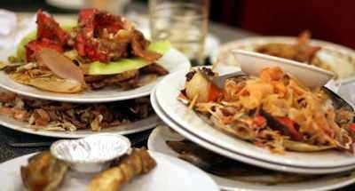 desperdicio de comida en el mundo