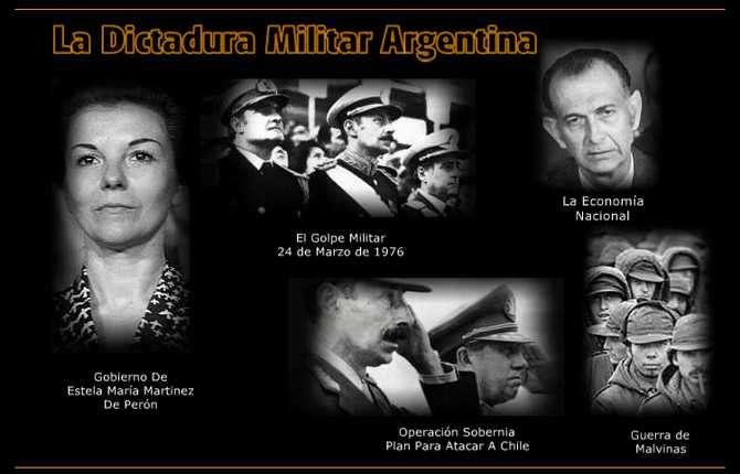 dictadura argentina 1976