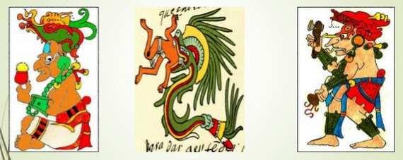 dioses precolombinos