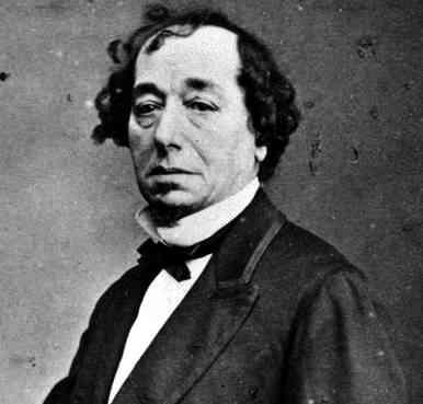 disraeli, primer ministro ingles
