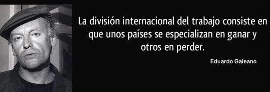 Frase del Pensador Uruguayo Eduardo Galeano