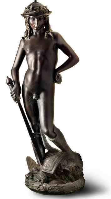 David, Donatello 1432