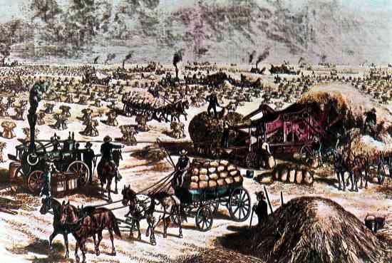 La Edad de Oro de EE.UU.:Produccion y Economia en el Siglo XIX