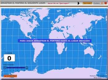 juego de geografia
