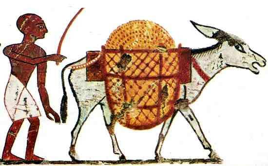 el cultivo en egipto antiguo