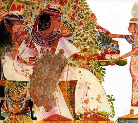 vida de los faraones