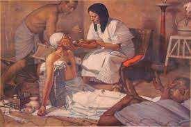 historia de la medicina egipto