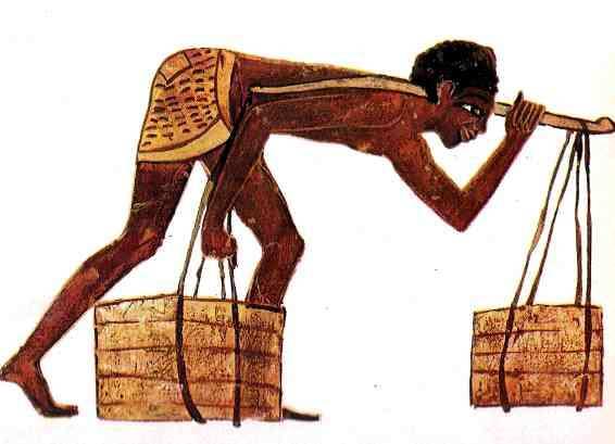 trabajo esclavo