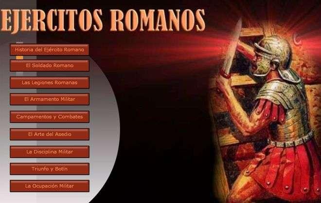 Los Soldados Romanos Ejercitos Romanos y Legiones Romanas