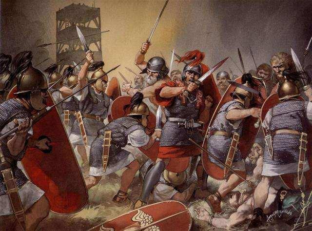 El Arte de Hacer La Guerra Las Legiones Romanas Historia de Roma