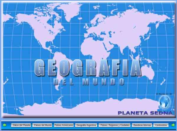 geografia y datos del mundo