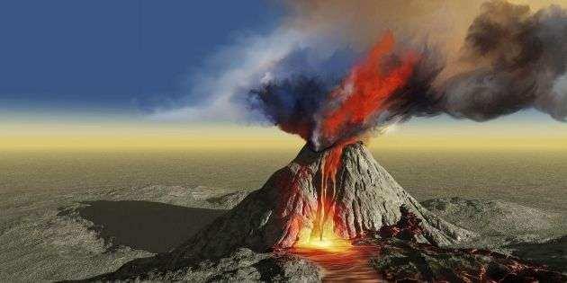 Las erupciones volcanicas mas fuertes de la historia for Temperatura lava