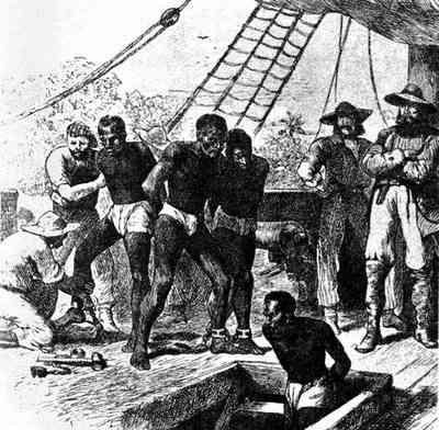 Esclavos brasil