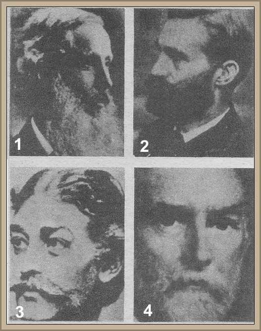 investigadores de espiritismo