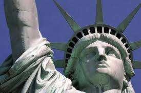 estatua de la libertad en ee.uu.