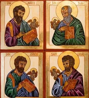 Historia de Como Nacieron los Evangelios