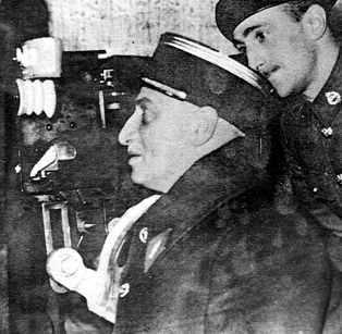 exiliado por la guerra en alemania de 1939