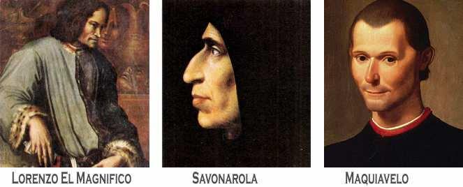 personajes del renacimiento