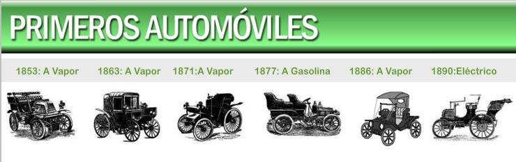 autos a vapor