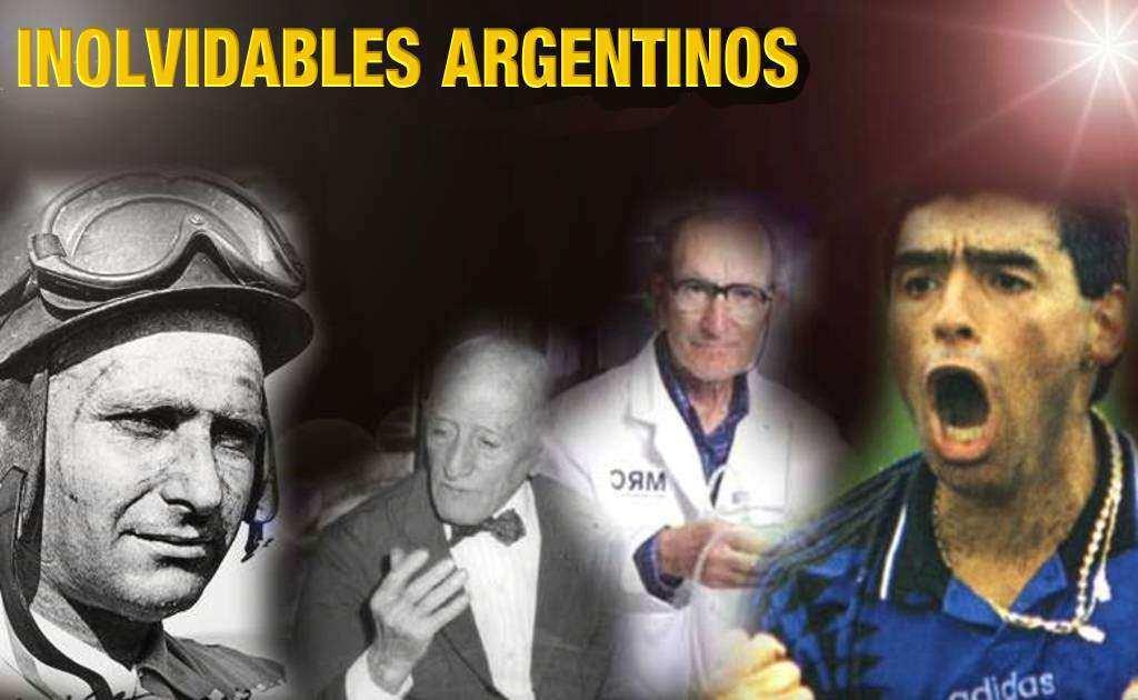 grandes hombres argentinos