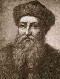Gutemberg, la primera imprenta
